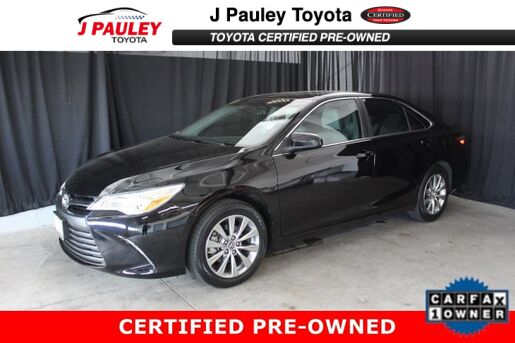 2015_Toyota_Camry_XLE_ Fort Smith AR