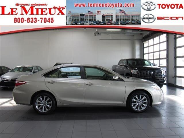 2015 Toyota Camry XLE Green Bay WI