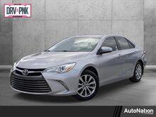 2015_Toyota_Camry_XLE_ Houston TX