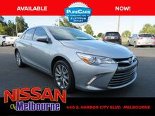 2015_Toyota_Camry_XLE_ Melbourne FL