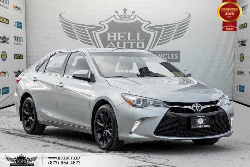 2015 Toyota Camry XLE, NAVI, BACK-UP CAM, LEATHER, BLINDSPOT
