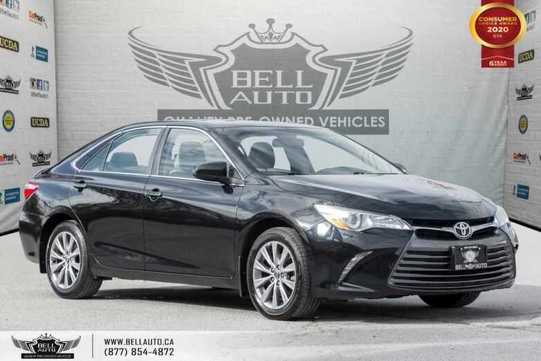 2015 Toyota Camry XLE, NAVI, BACK-UP CAM, SUNROOF, BLINDSPOT, LEATHER Toronto ON