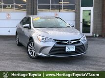2015 Toyota Camry XLE South Burlington VT