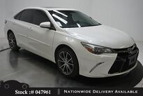 Toyota Camry XSE CAM,SUNROOF,HTD STS,18IN WHLS 2015