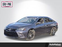 2015_Toyota_Camry_XSE_ Fort Lauderdale FL