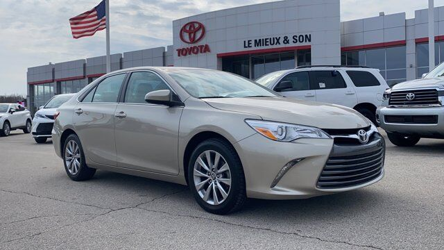 2015 Toyota Camry XSE Green Bay WI