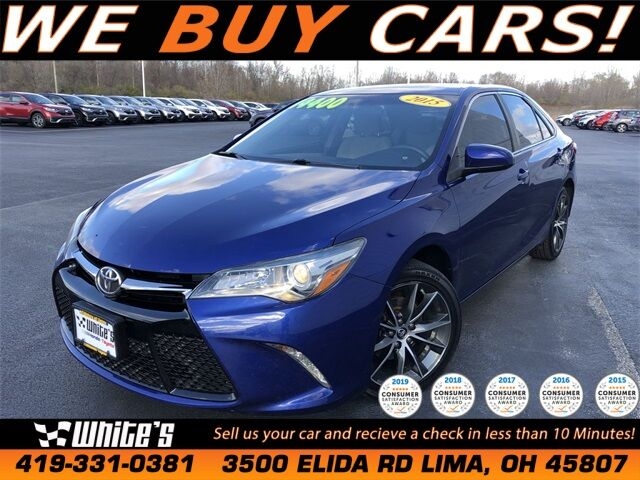 2015 Toyota Camry XSE Lima OH