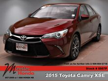 2015_Toyota_Camry_XSE_ Moncton NB