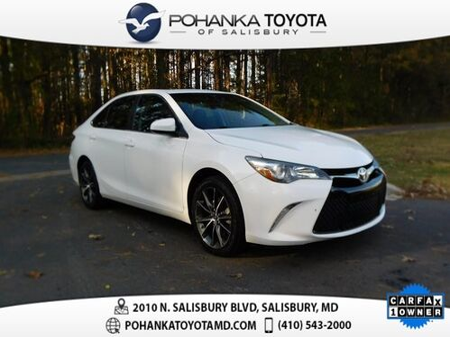 2015_Toyota_Camry_XSE_ Salisbury MD