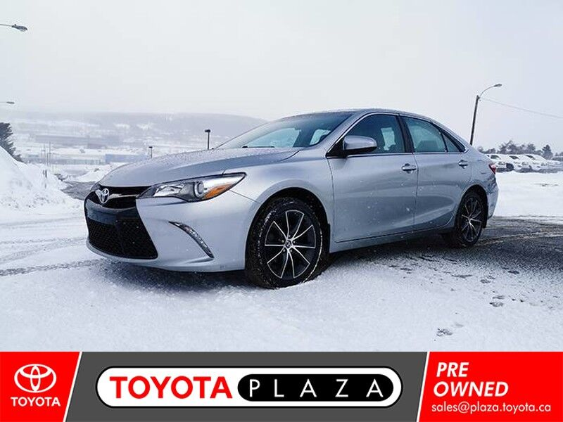 2015 Toyota Camry XSE St. Johns NL