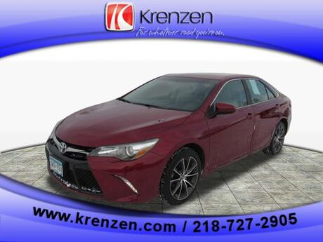 2015 Toyota Camry Xse Duluth MN