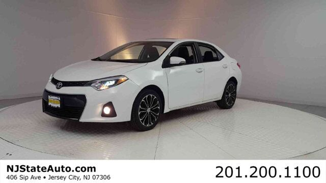 2015 Toyota Corolla 4dr Sedan CVT S Plus Jersey City NJ