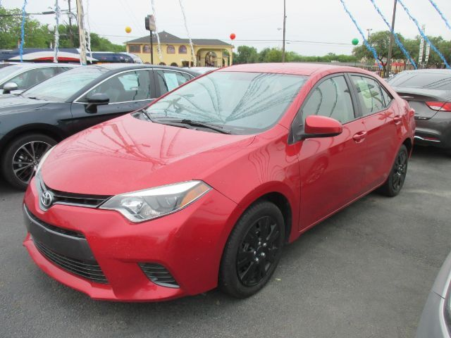 2015 Toyota Corolla L 4-Speed AT San Antonio TX