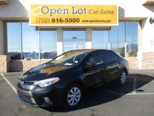2015_Toyota_Corolla_L 6-Speed MT_ Las Vegas NV
