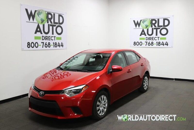 2015 Toyota Corolla L Houston TX