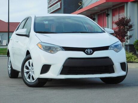 2015 Toyota Corolla L Richmond KY