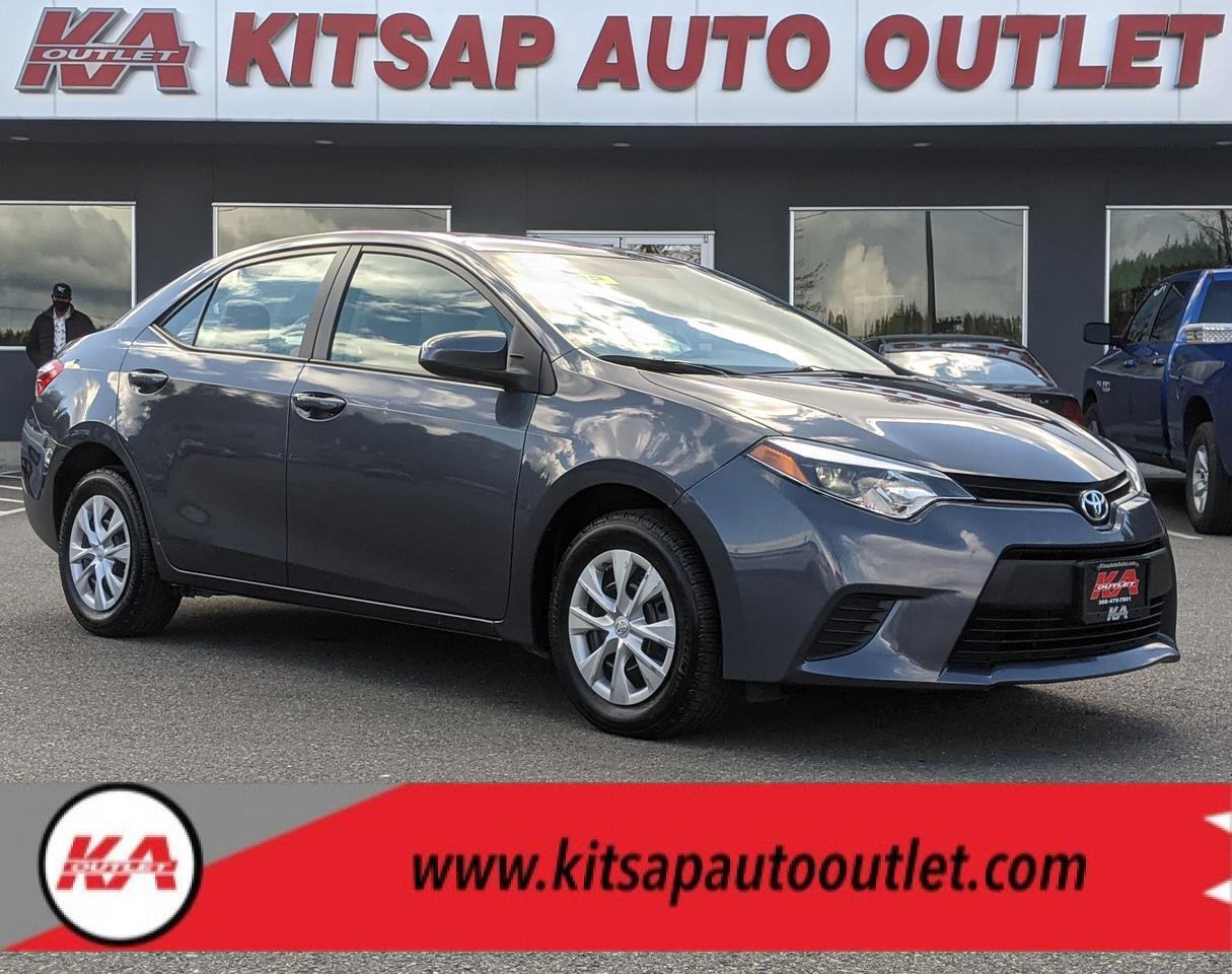 2015 Toyota Corolla L Sedan 4D Port Orchard WA