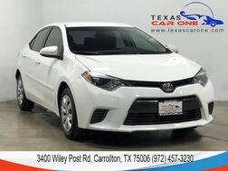 2015_Toyota_Corolla_LE AUTOMATIC REAR CAMERA BLUETOOTH AUTOMATIC CLIMATE CONTROL_ Carrollton TX