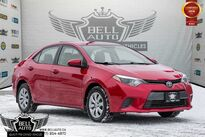 Toyota Corolla LE, BACK-UP CAM, BLUETOOTH, USB, HEATED SEATS 2015