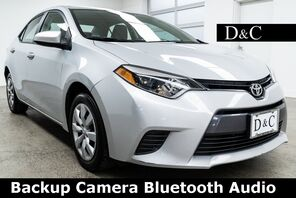 2015_Toyota_Corolla_LE Backup Camera Bluetooth Audio_ Portland OR