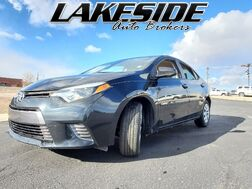 2015_Toyota_Corolla_LE CVT_ Colorado Springs CO