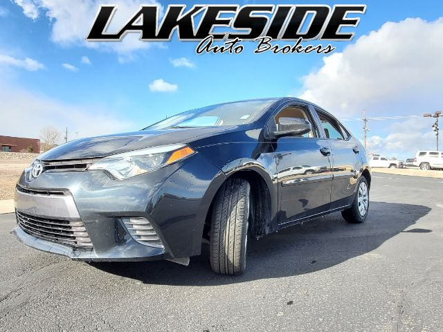 2015 Toyota Corolla LE CVT Colorado Springs CO