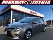2015_Toyota_Corolla_LE_ Englewood Cliffs NJ