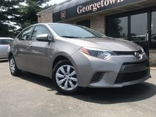 2015_Toyota_Corolla_LE_ Georgetown KY