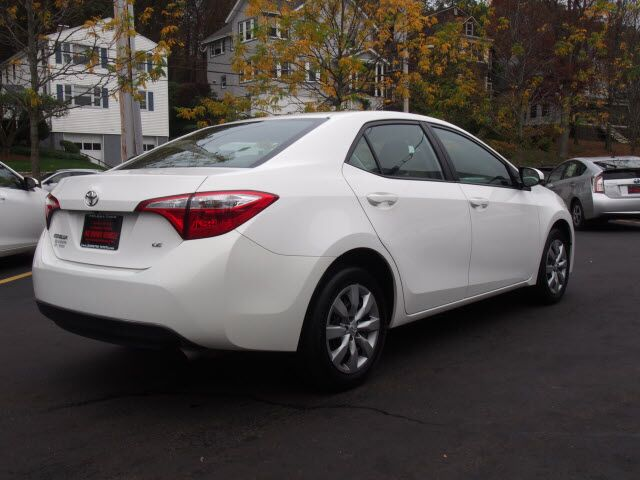 2015 Toyota Corolla LE Lexington MA