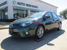 2015_Toyota_Corolla_LE Plus CVT, Power Sunroof, Back-Up Camera, Bluetooth Connection_ Plano TX