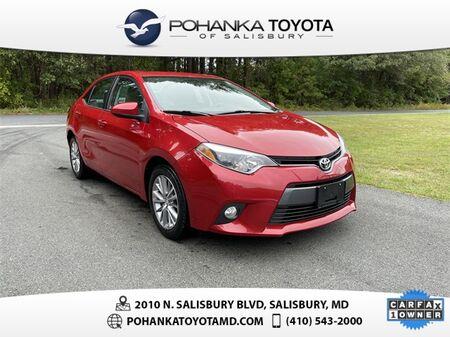 2015_Toyota_Corolla_LE Plus_ Salisbury MD