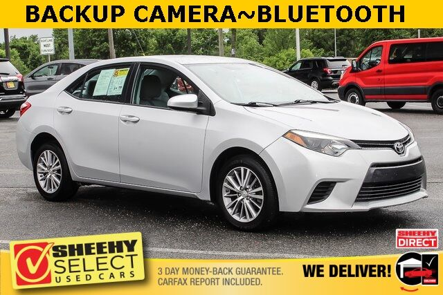 2015 Toyota Corolla LE Plus Suitland MD