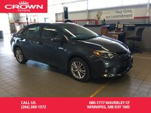 2015_Toyota_Corolla_LE Upgrade / One Owner / Local / Immaculate Condition_ Winnipeg MB