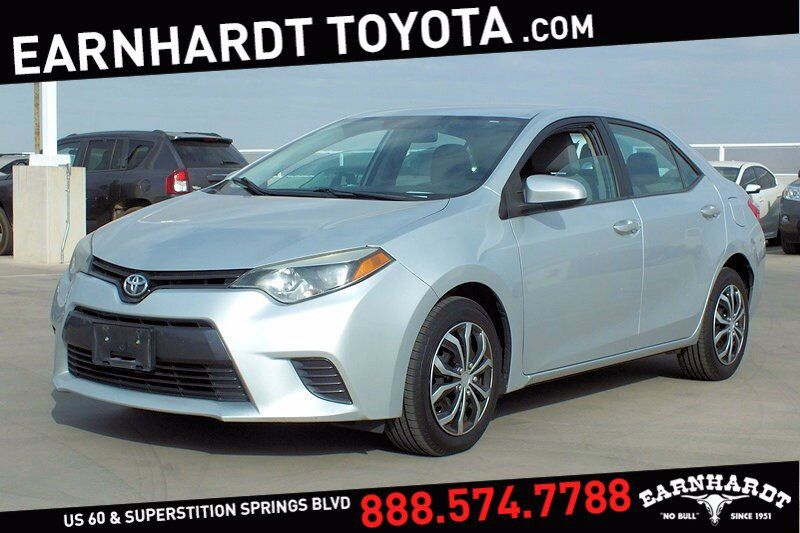 2015 Toyota Corolla LE *WELL MAINTAINED!* Mesa AZ