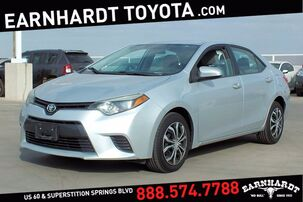 2015_Toyota_Corolla_LE *WELL MAINTAINED!*_ Phoenix AZ
