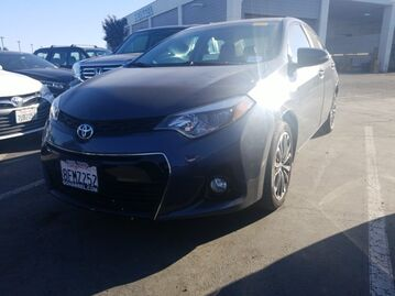 2015_Toyota_Corolla_S_ Santa Rosa CA