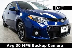 2015_Toyota_Corolla_S 30 AVG MPG Backup Camera_ Portland OR