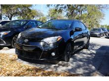 2015_Toyota_Corolla_S Plus_ Delray Beach FL