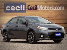 2015_Toyota_Corolla_S Plus_  TX
