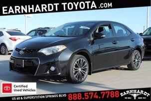 2015_Toyota_Corolla_S Plus *1-OWNER*_ Phoenix AZ