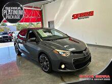 2015_Toyota_Corolla_S Plus_ Central and North AL