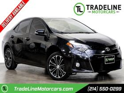 2015_Toyota_Corolla_S Plus_ CARROLLTON TX