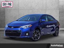 2015_Toyota_Corolla_S Plus_ Cockeysville MD