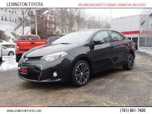 2015_Toyota_Corolla_S Plus_ Lexington MA