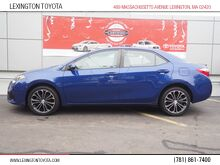 2015_Toyota_Corolla_S Plus_ Lexington MA