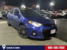 2015_Toyota_Corolla_S Plus_ South Amboy NJ