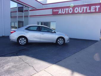 2015_Toyota_Corolla_S Premium_ Richmond KY