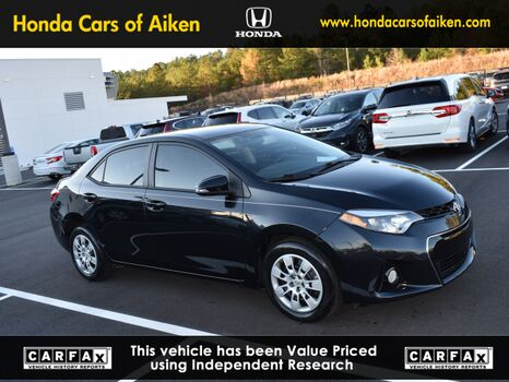 2015_Toyota_Corolla_S Premium_ Aiken SC