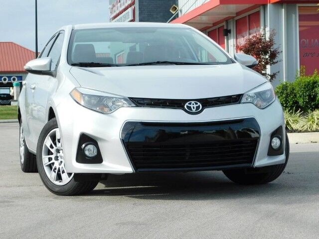 2015 Toyota Corolla S Richmond KY