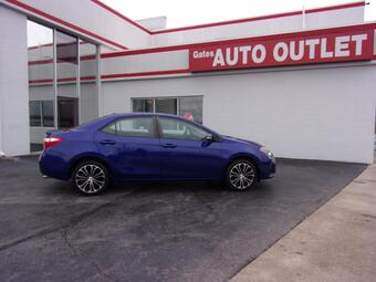 2015_Toyota_Corolla_S_ Richmond KY
